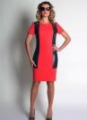 Платье пепельного цвета (B1144)